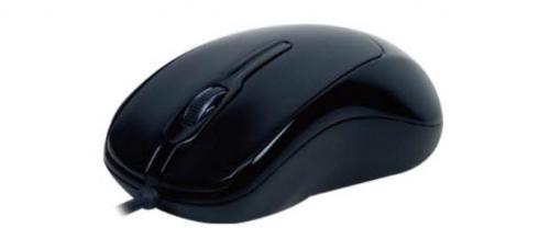 Mouse Optico PS2 Preto Pc Top