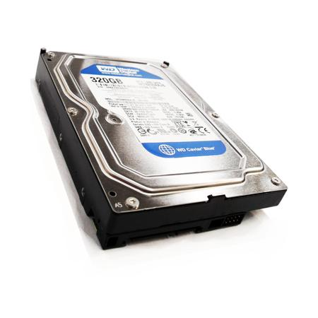 HD 320GB Sata II 7200 RPM 8 MB Western Digital OEM
