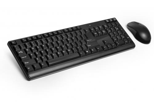 Kit Teclado + Mouse Wireless Multimidia TC162
