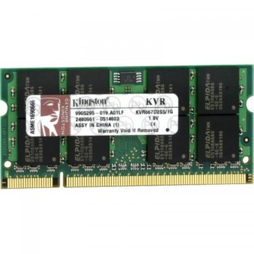 Memoria Notebook 8GB DDR3L 1600 Kingston