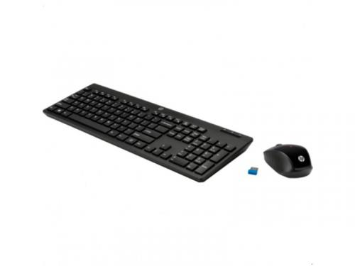 Kit Teclado + Mouse Wireless  C200 Z3Q63AA HP