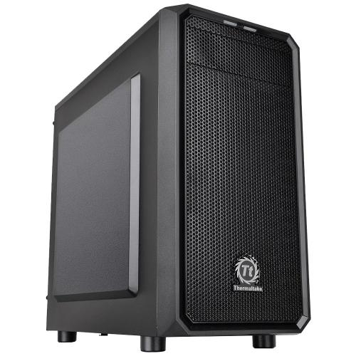 Gabinete Gamer Versa H15 Black - Thermaltake