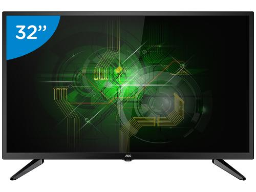 "TV LED HD 32"" LE32M1475 HDMI - AOC"