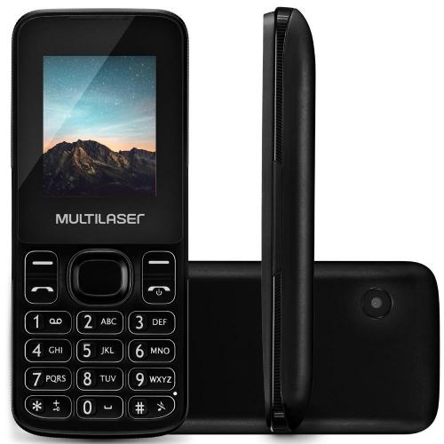 Celular New Up Dual P9032 Preto - Multilaser