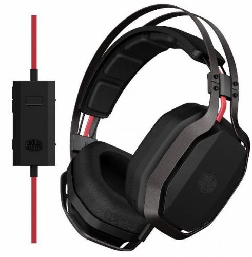 Fone Headset Gamer Masterpulse Cooler Master