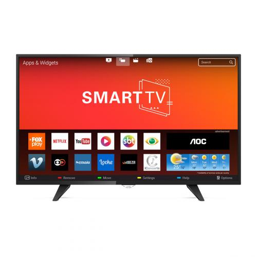 "Smart TV LED 32"" HD LE32S5970 HDMI/USB AOC"