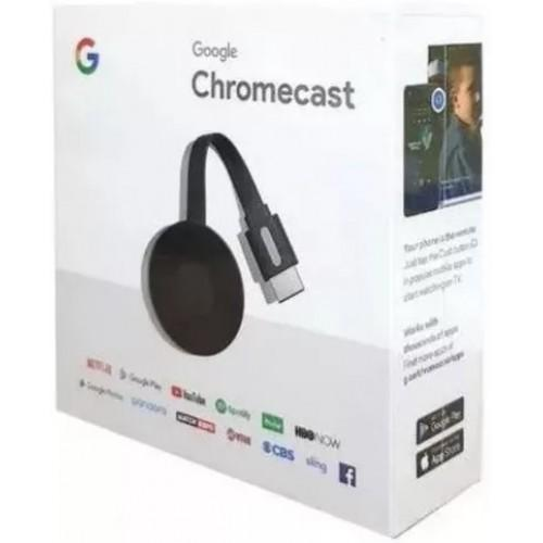 Google Chromecast III HDMI Full HD Wireless