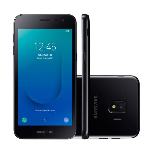 Smartphone Samsung Galaxy J2 Core, 16GB, 8MP, Tela 5´, Preto