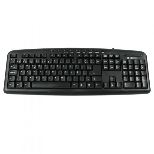 Teclado USB  Multimídia TPC-019 Hoopson