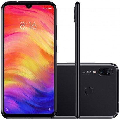 "Smartphone Xiaomi Redmi 7 6,26"" 12/8MP 32GB Preto"