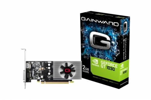 Placa de Video 2GB DDR5 64 Bits PCI-E 3.0 GT1030 Gainward