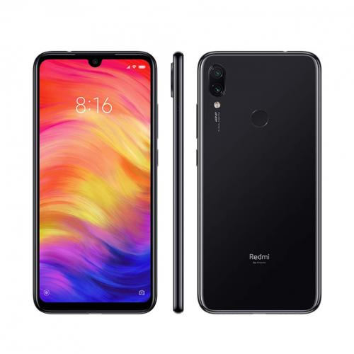 "Smartphone Xiaomi Redmi Note 7 6,3"" 48/13MP 32GB Preto"