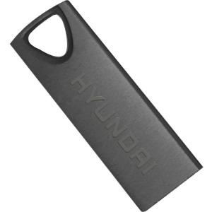Pen Drive 16GB USB 2.0 Black Deluxe Hyundai