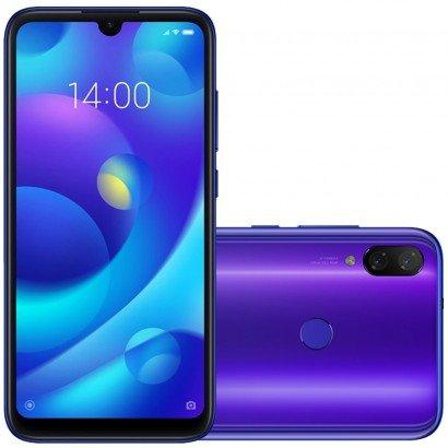 "Smartphone Xiaomi Mi Play 5,84"" 12/8MP 64GB Azul"