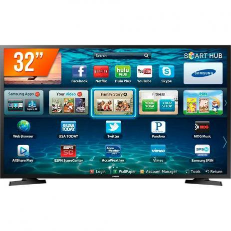 "Smart TV LED 32"" Samsung - LH32BENELGA/ZD"