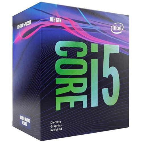 Processador Intel Core i5-9400F Coffee Lake, Cache 9MB, 2.9GHz, LGA 1151, Sem Vídeo - BX80684I59400F