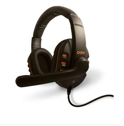 Fone Headset Gamer Action HS200 Preto OEX