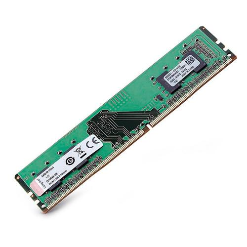 Memória  DDR4 4GB 2400MHz Kingston