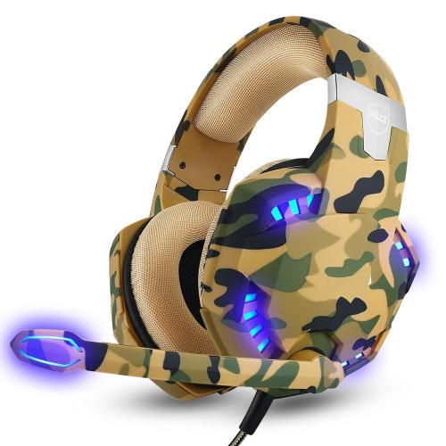 Fone Headset Gamer P3 Special Forces Desert Dazz